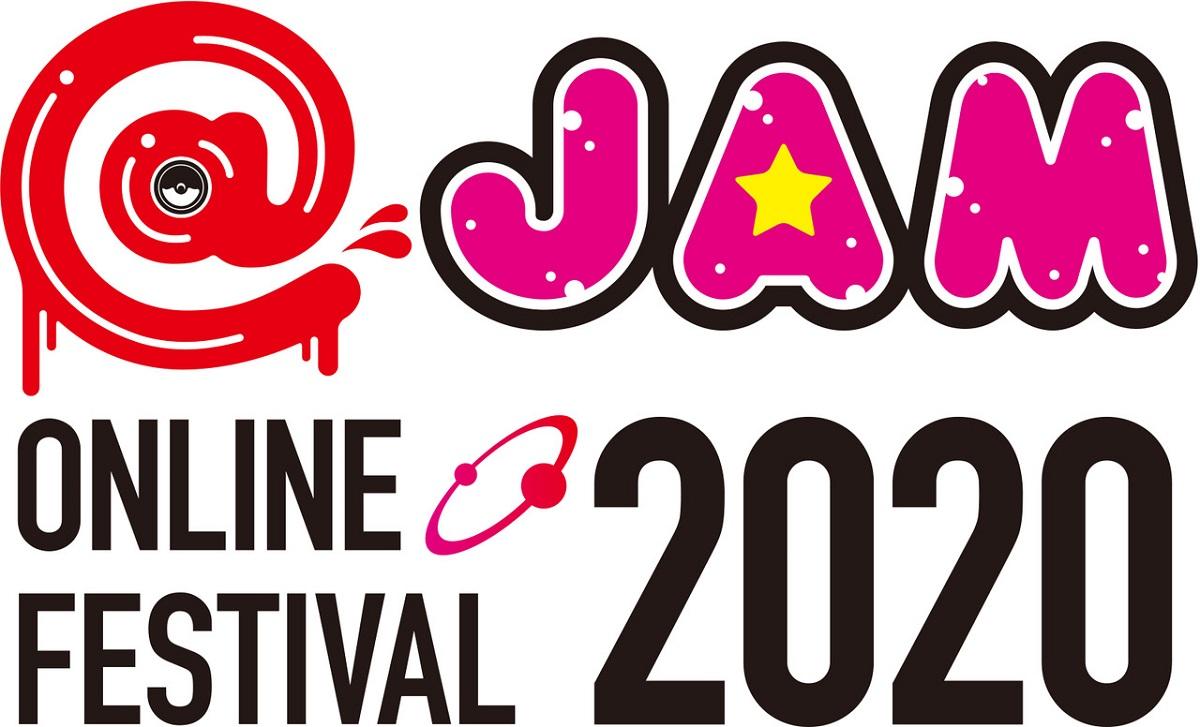 @JAM ONLINE FESTIVAL 2020   アクアノート/キミノマワリ。/クロスノエシス/せかいシティ/MyDearDarlin'/夢幻クレッシェンド/レイドロイド/アイスクリーム夢少女/UPローチ/いちぜん!/サンダルテレフォン/JAPANARIZM/#ババババンビ/143∽